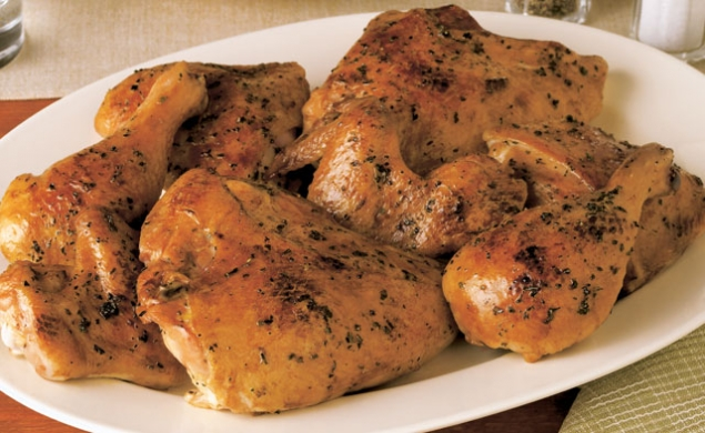 Grilled & Baked Chicken