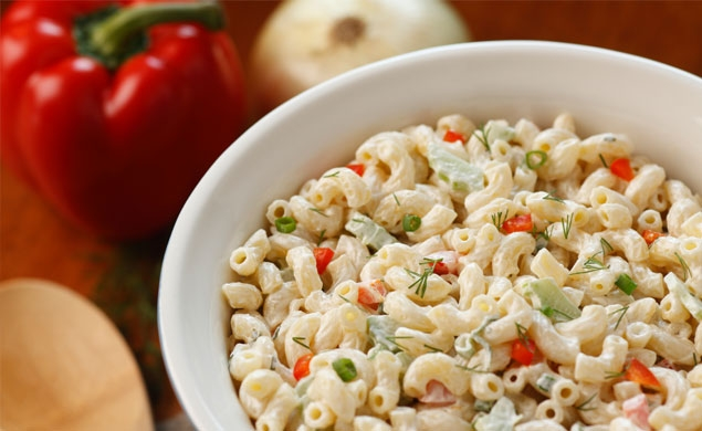 Ranch Macaroni Salad