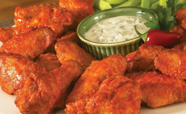 TABASCO Seasoned Sauced Wings