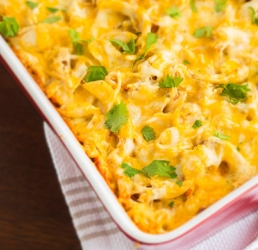 Easy Pretend Mexican Casserole