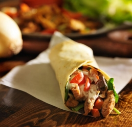Rockin Rooster Wraps