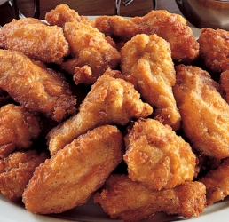 Breaded Buffalo Wings