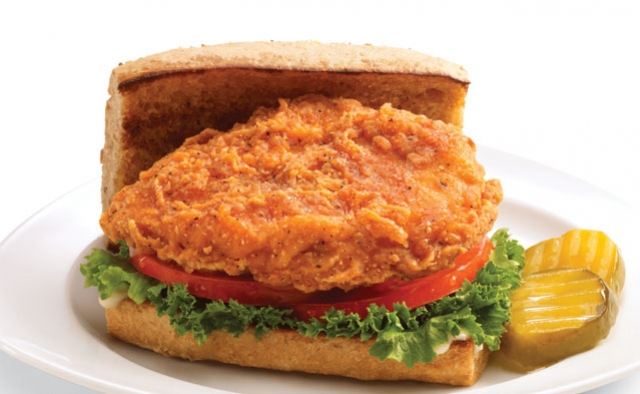 Chicken Fillet Sandwich