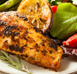 Lemon Oregano Grilled Chicken
