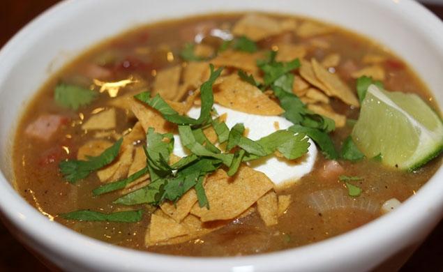 Colorado Green Chili Recipe