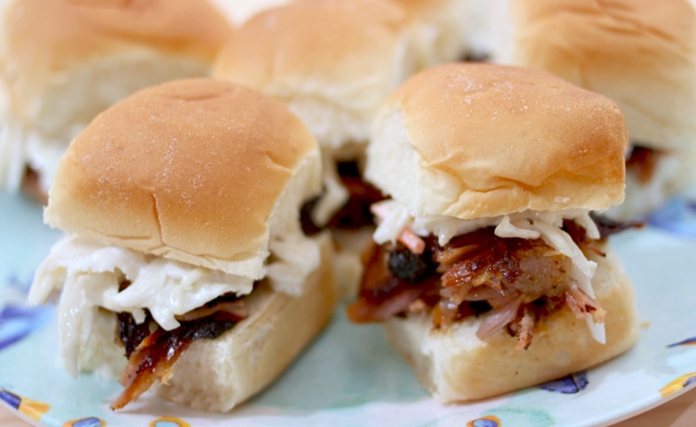 Easy Rib Sliders