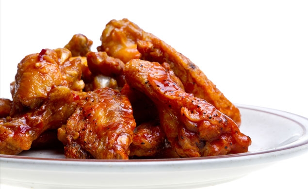 Hot Chipotle Seasoned Wings