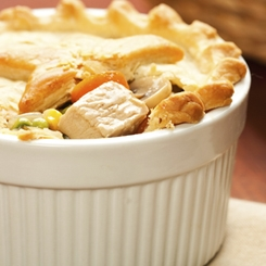 Easy from Scratch Chicken Pot Pie