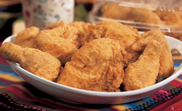 8-Piece Fried Chicken