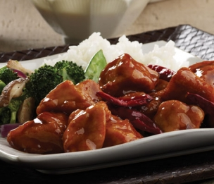 Spicy Mongolian Chicken Glazers® Chicken Chunks