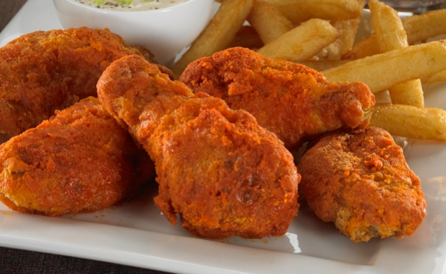 Buffalo Ranch Seasoned Wings