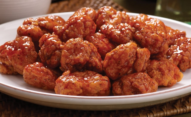 Buffalo Boneless Wings