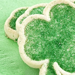 St. Patty's Day Snack Recipes