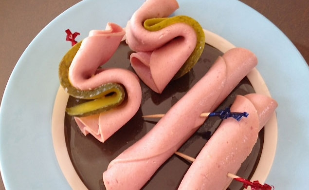Bologna Pickle Stickles