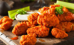 Game Time Boneless Wings