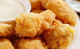Chicken Poppers