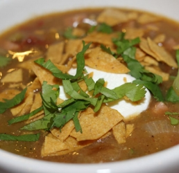 Colorado Green Chili Stew