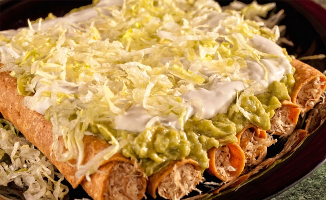Quick and Easy Enchiladas