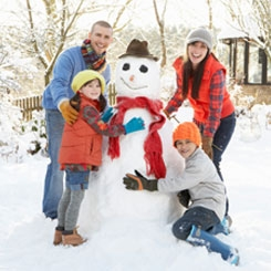 Fun Winter Activities for the Family