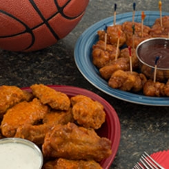 Perfect Recipes for March Hoops